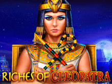 Онлайн игра Riches Of Cleopatra