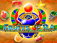 Азартная игра Fruits Of Ra
