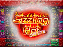 Слот Sizzling Hot Deluxe