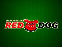 Слот Red Dog Progressive